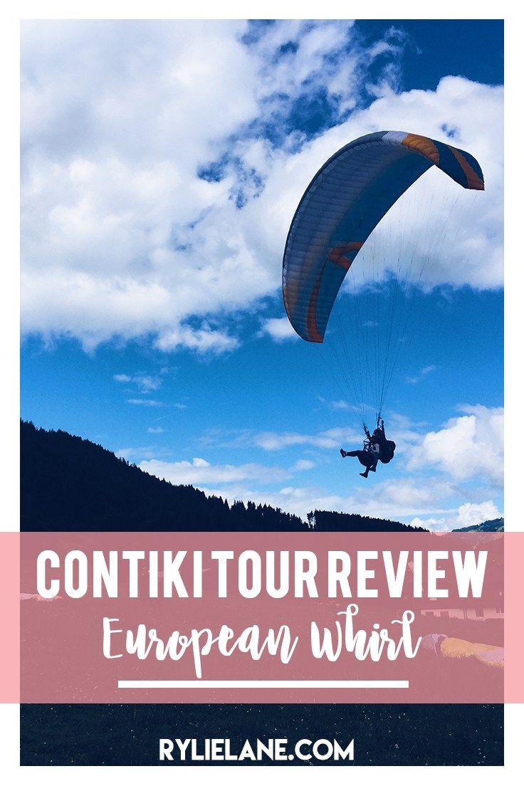 Contiki Review - European Whirl Tour   Rylie Lane