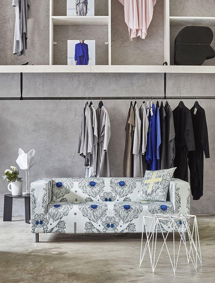 ARTEFLY Ikea Klippan AZAMI cover