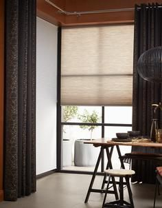 Toppoint - Habitus #gordijnen #curtains brown naturel