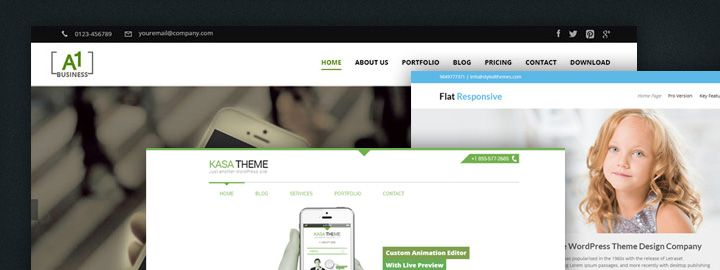 20 of the Best Free MultiPurpose WordPress Themes for 2015