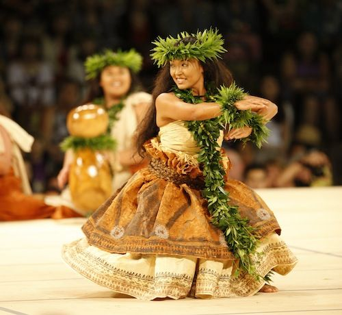 Merrie Monarch Festival next week - weʻll be there, who else is going?