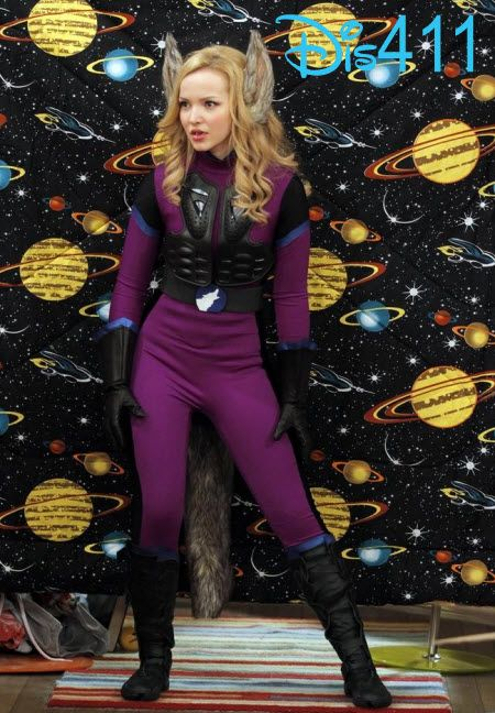 liv and maddie space werewolf a rooney | Liv and Maddie Dove Cameron