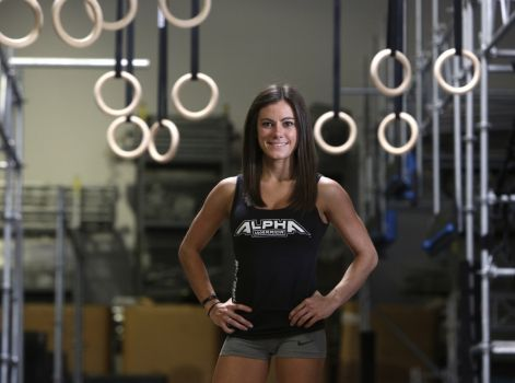 kacy catanzaro alpha warrior - Bing Images