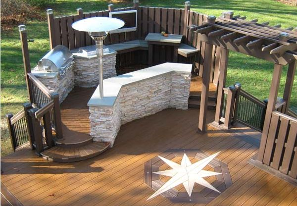 How to plan for the #deck of your dreams! #DIY