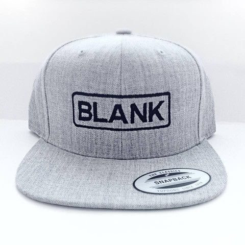 Newest Blankhatsforcharity stamp logo! This hat is $20 and all proceeds are donated to the Heart and Stroke Foundation this month! Buy it right off of our facebook page or our website at www.blankhatsforcharity.com!