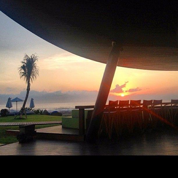 Keramas sunrise