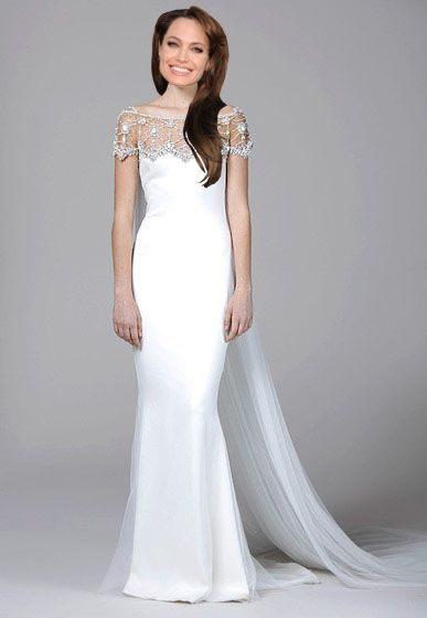 This dress really would look awesome on angilina jolie