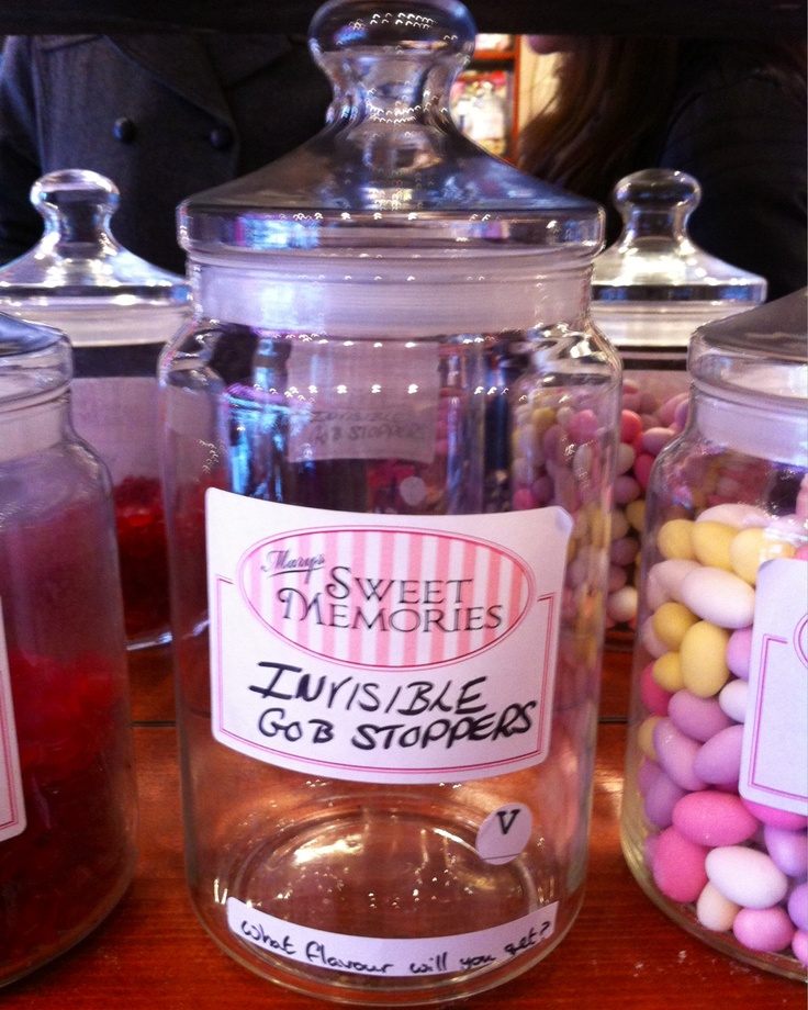 candy sweet shop willy wonka style