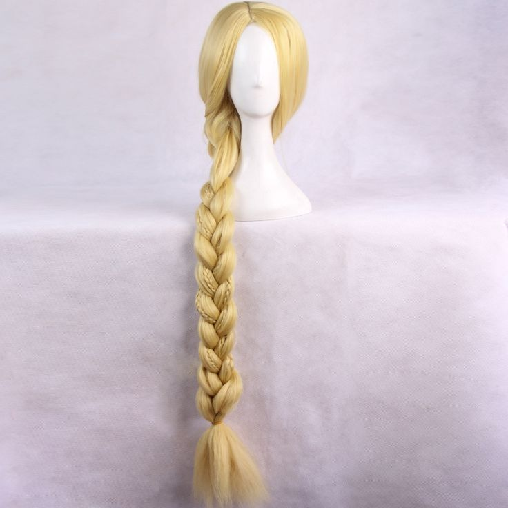 >> Click to Buy << Tangled Princess Rapunzel Women Girl's Gold 120cm Length Long Wigs Japanese Anime Cartoon Halloween Cosplay Wig Hair Cap Hairnet #Affiliate
