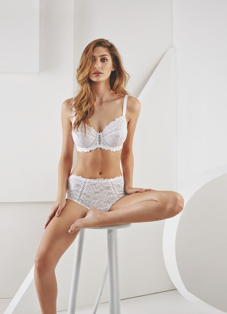 Lace Everything // Intimo Lingerie. Discover a whole new world of Intimo online at www.intimo.com.au