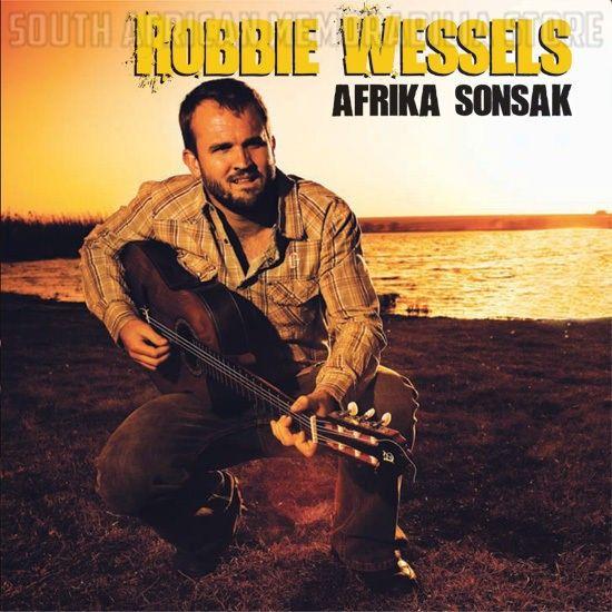 ROBBIE WESSELS - Afrika Sonsak - South African Afrikaans CD CDRWP001 *New*