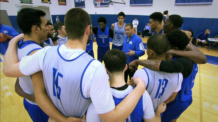 SEC Now gives an inside look into practice for Kentucky head basketball coach John Calipari and the Wildcats.
