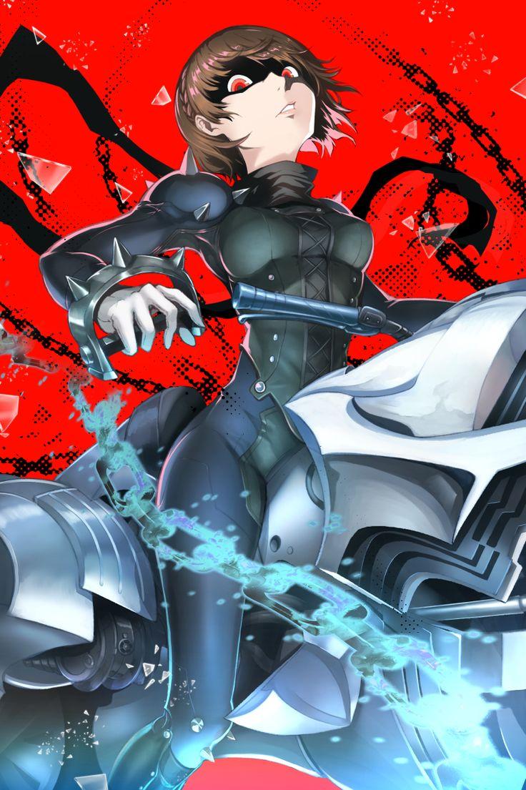 Persona 5 Makoto Niijima/Queen