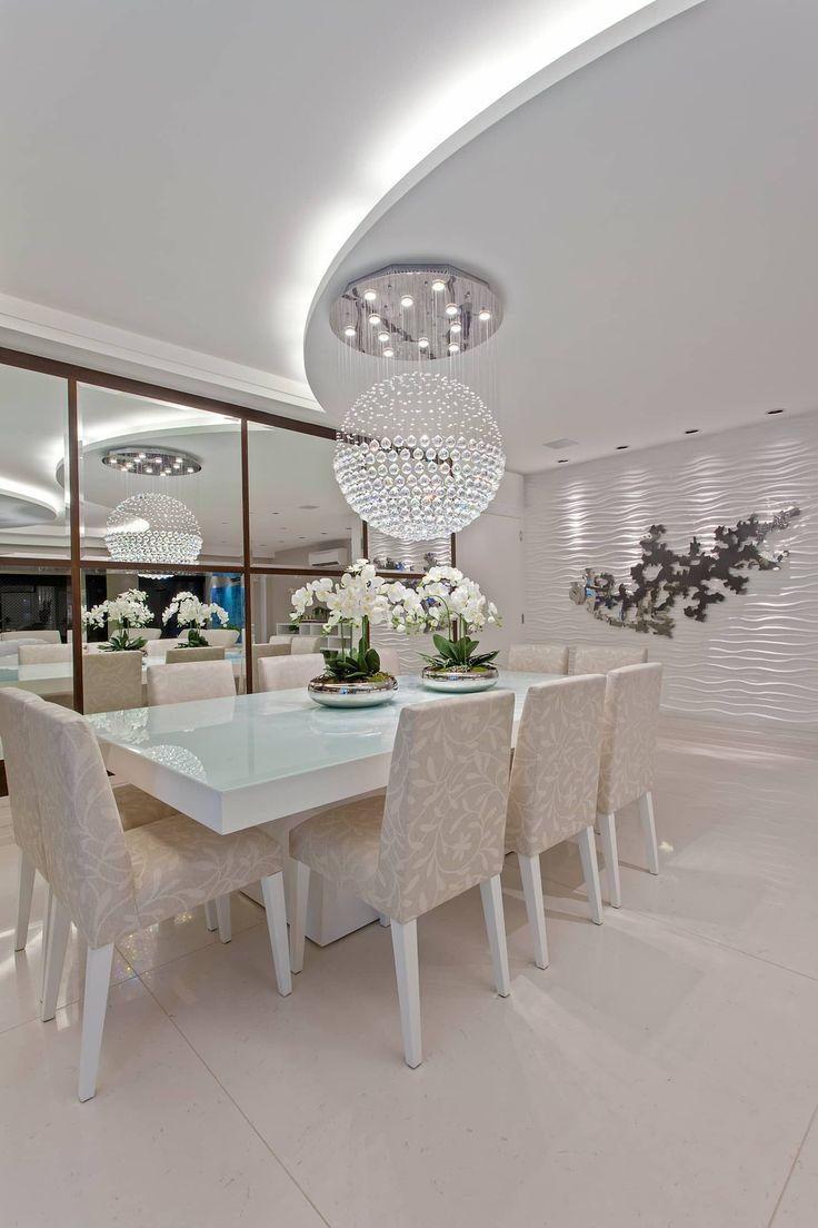 Apartamento são paulo: salas de jantar por designer de interiores e paisagista iara kílaris,moderno – Home
