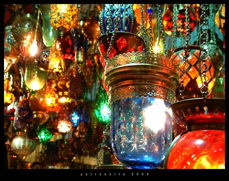 colors of a mystic bazaar ,Istanbul