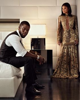 Kevin Hart & Wife Eniko Dazzel In New Photos