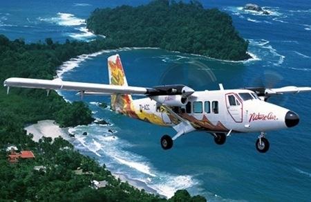 flight between hotels costa rica