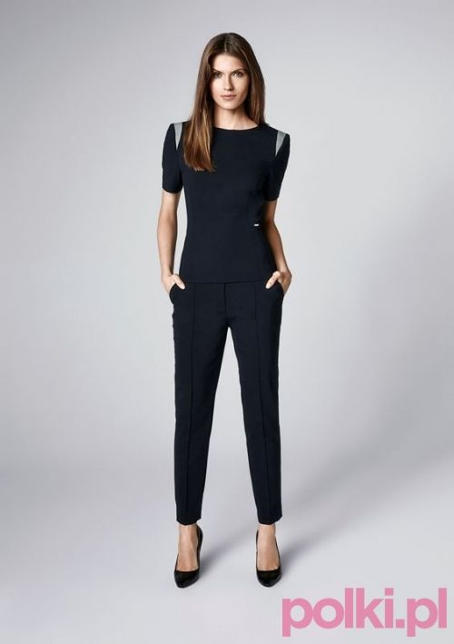 Modne ubrania do pracy - kolekcja Simple CP wiosna 2014