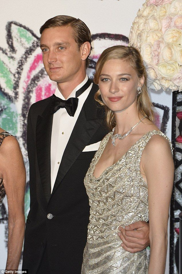 Monaco prince and his wife welcome great-grandson of Grace Kelly #dailymail
