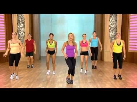 EJERCICIO QUEMA GRASA | Cuerpo al máximo con Samantha Clayton | Condición física de Herbalife - YouTube