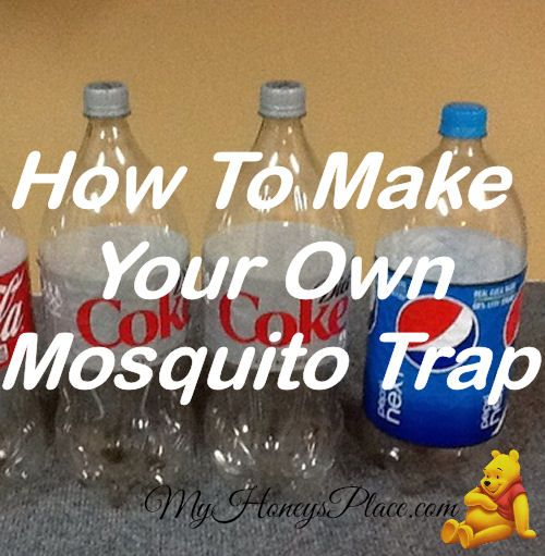How To Make Your Own Mosquito Trap.    I try to let the frogs and bats eat all the mosquitos, but sometimes we need to resort to warfare.  This sounds like a great solution to spraying toxins all over ourselves and yard.  Must. Do. This.