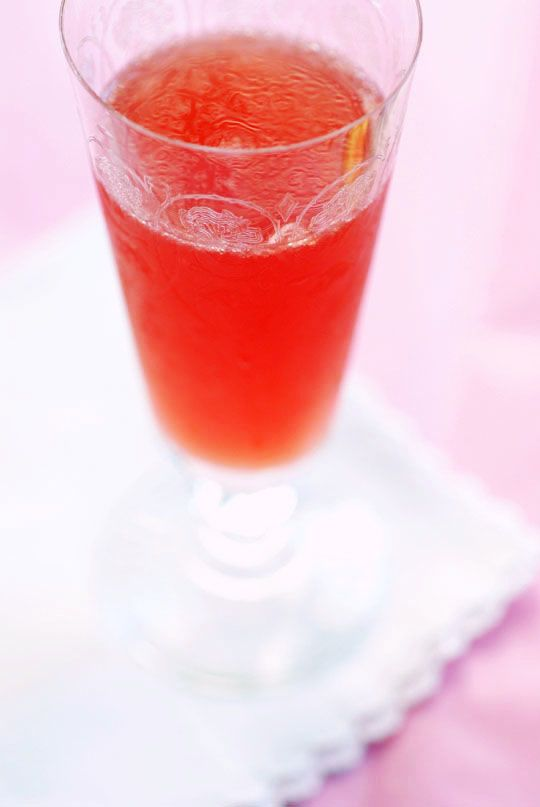 Downton Abbey Cocktails: Lady Edith