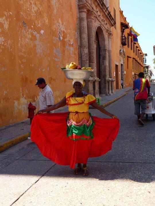 CAMPESINA COLOMBIANA