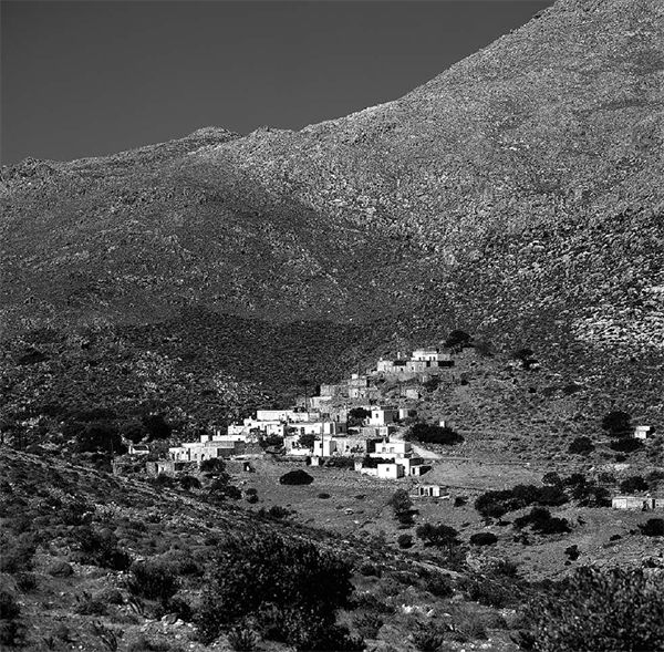 Το χωριό Κελάρια στην Ανατολική Κρήτη / The village of Kelaria in Eastern Crete / Das Bergdorf Kelaria in Ostkreta / Поселок Келарья на востоке Крита