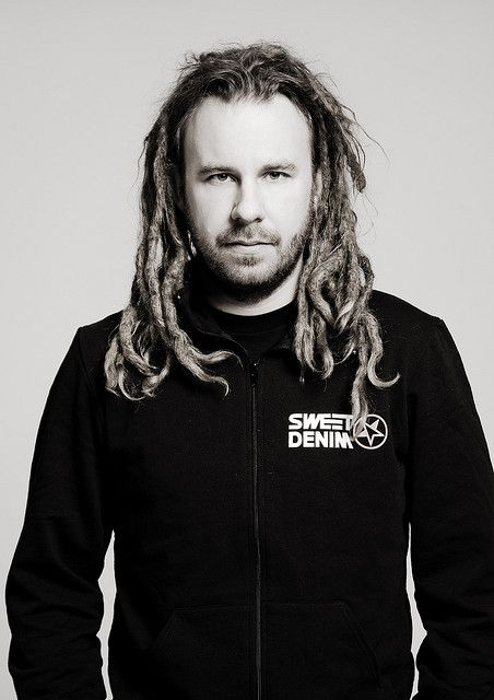Anders Fridén by Royale GBG, via Flickr