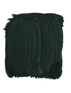 """Essex Green  """"Unless you have beautiful antique wicker with the original stain, you have to paint it, and Essex Green just looks right. It's rich and dark, as dark as you can go and still come off as green, and it works with any fabric. It's instant class, elegant, uncontrived."""" -William Diamond  Pictured, Benjamin Moore's Essex Green Exterior Room.  perfect for the shutters on Missie's house"""