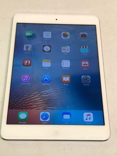 Apple iPad Mini First Generation 16GB White 100% Working!