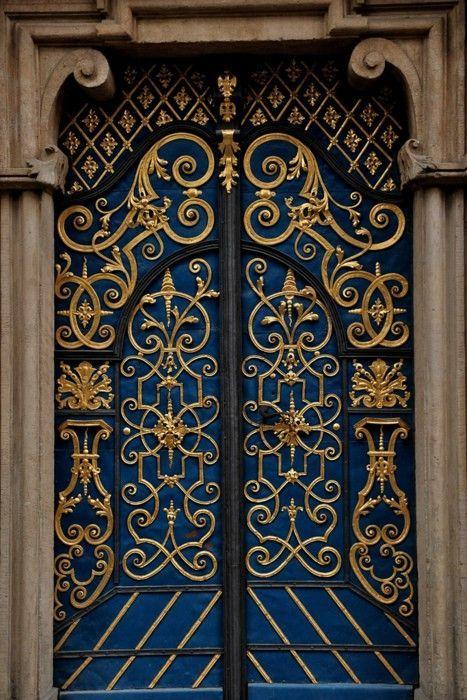 Vintage Doorway