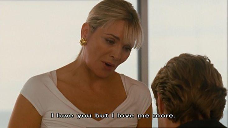 Grandes momentos de Samantha Jones, en 15 frases