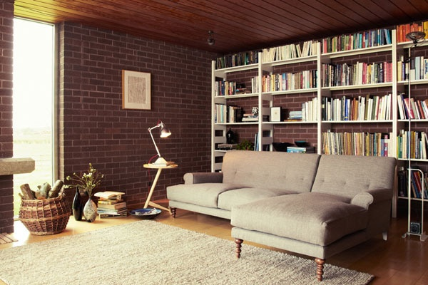Oscar Sectional Sofa From Scp Apartment Therapy
