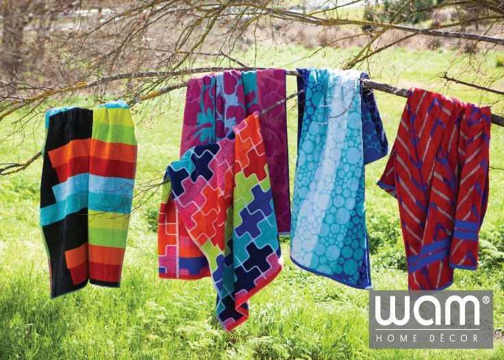 Beach towels- kids and adults sized beach towels, lounge by the pool or beach in style! #beachtowel #beach #summerstyle http://wamhomedecor.com.au/index.php/beach