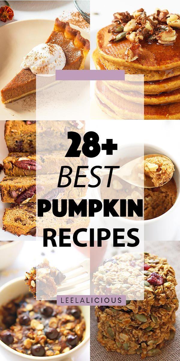 28 Best Pumpkin Recipes Round Up Pumpkin Recipes Pumpkin