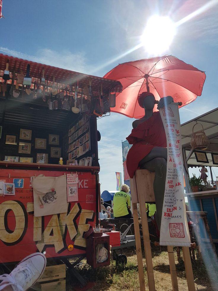 Art To Take | de reizende linoleumdrukkerij | Op Onderstroom Festival