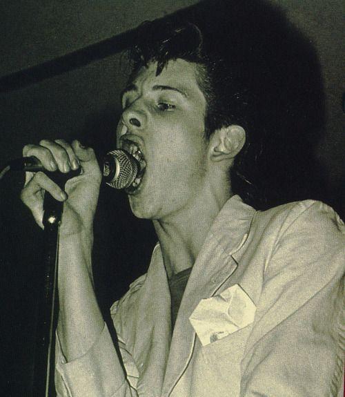 Shane MacGowan, 1977