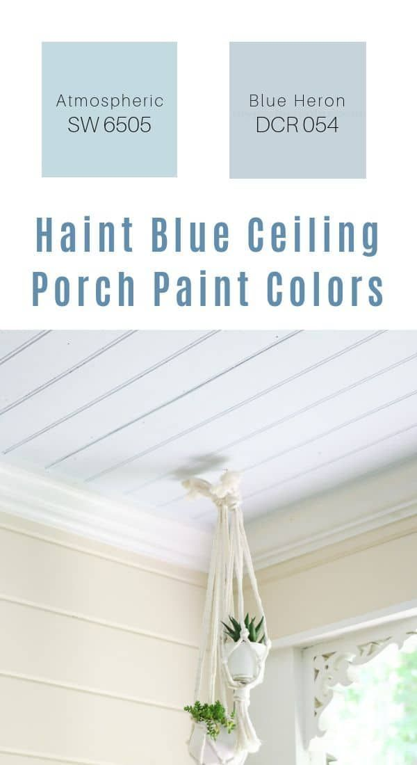 Best Haint Blue Paint Colors For Your