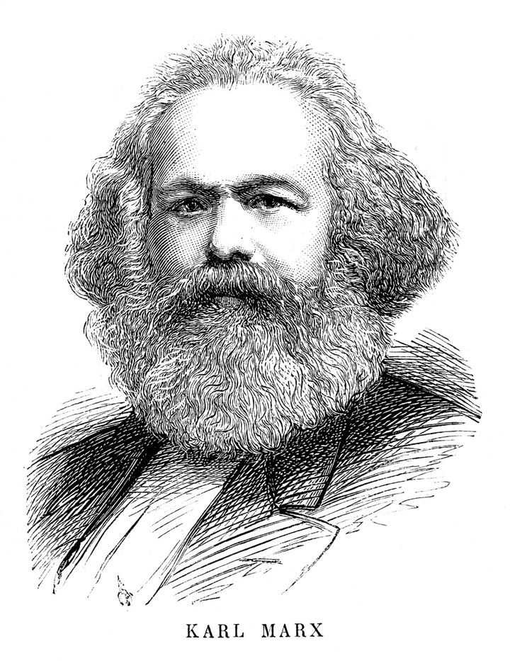 an analysis of karl marxs estranged labor Karl marx's theory of alienation: a critique 13 comments karl heinrich marx, considered to be one of the most influential thinkers in.