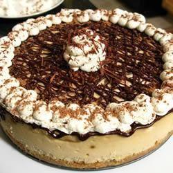 Tiramisu-cheesecake @ allrecipes.nl