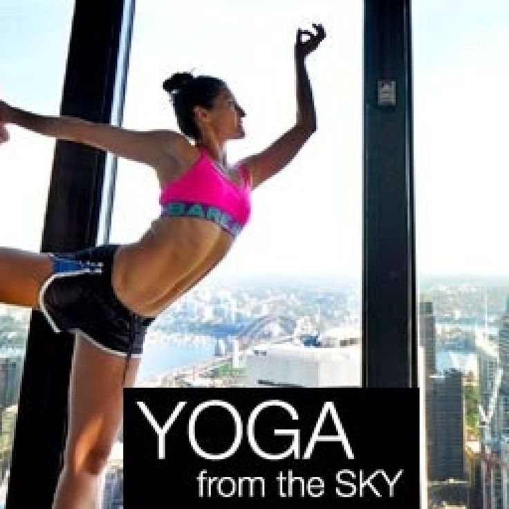 Yoga at Sydney Sky Tower - Sydney Happy Deals