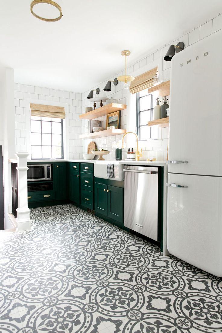 Tile Floors Sensational Floor Patterns Ideas For White Kitchen