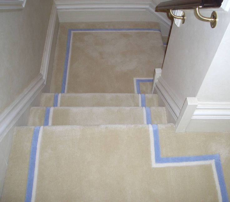 Stair Carpet Design And Installation