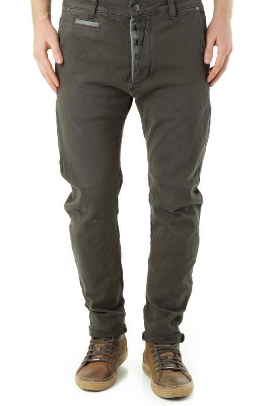 Pantaloni Uomo 525 (VI-P2572) colore Verde Scuro