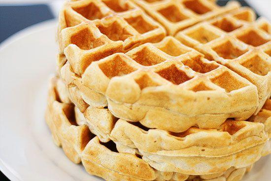 Cinnamon Nutmeg Waffles | Waffles, Cinnamon and Waffle Iron