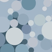 Blue Bubbles--will be available to buy on spoonflower by about march 21