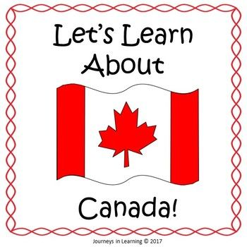 22 FREE Canada Worksheets - Busy Teacher