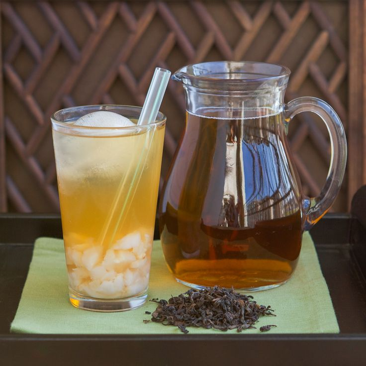Lychee Oolong Tea, from Thirsty for Tea