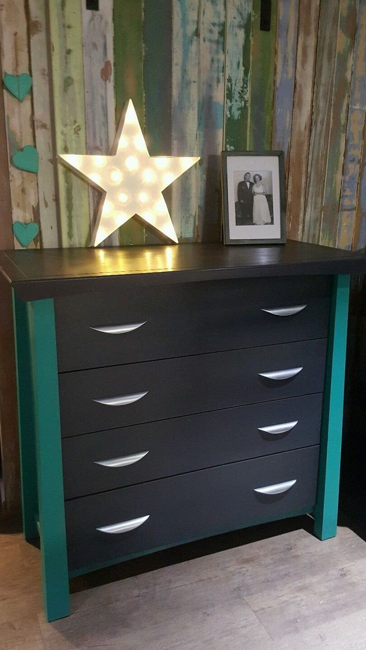 Chest of drawers Tallboy  ***FREE DELIVERY within 25km**** by LifeInBalanceByRaffa on Etsy